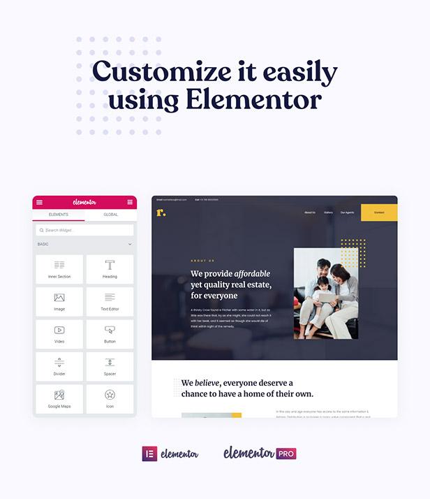 Made for Elementor